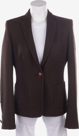 RENÉ LEZARD Blazer in L in Dark brown, Item view