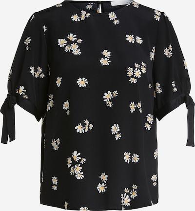 OUI Bluse in gelb / schwarz / weiß, Produktansicht