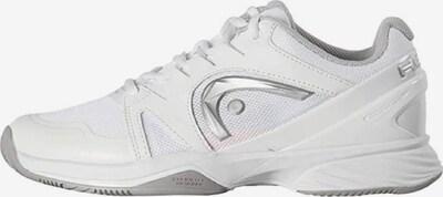 HEAD Sportschuh 'Sprint Ltd. Clay' in silber / weiß, Produktansicht