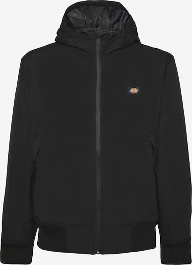 DICKIES Between-Season Jacket 'New Sarpy' in Blue / Orange / Black / White, Item view