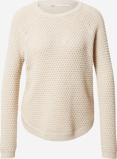 ONLY Pullover  'RUMI' in hellbeige, Produktansicht