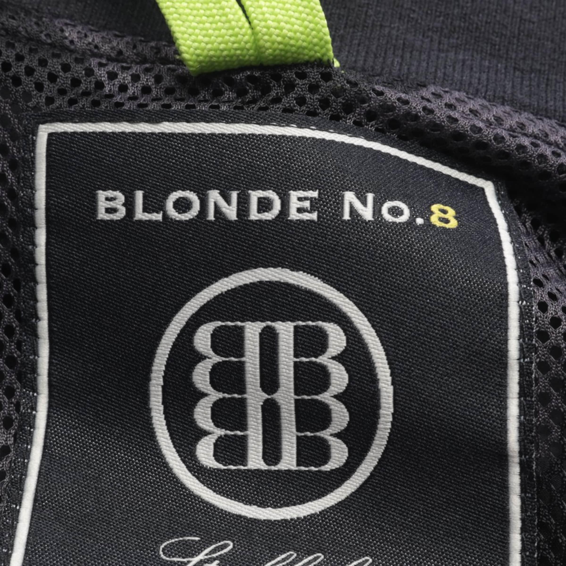 BLONDE No. 8 Blouson in schwarz
