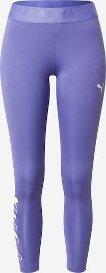 PUMA Sporthose in rauchblau / weiß, Produktansicht