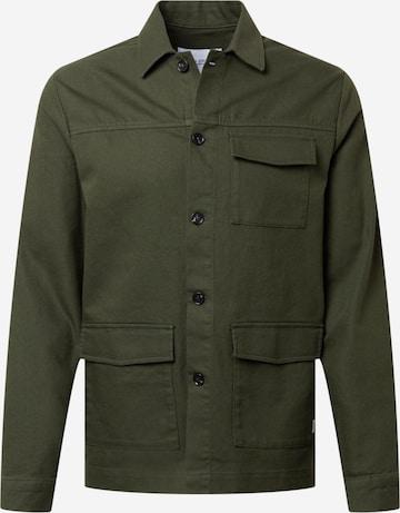 Les Deux Between-season jacket 'Jesse' in Green
