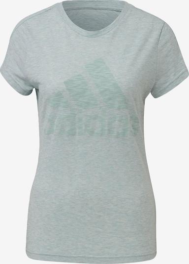 ADIDAS PERFORMANCE Functioneel shirt in de kleur Mintgroen: Vooraanzicht
