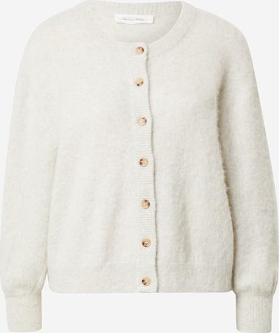 AMERICAN VINTAGE Cardigan en blanc, Vue avec produit