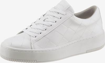 fehér TAMARIS Rövid szárú edzőcipők, Termék nézet
