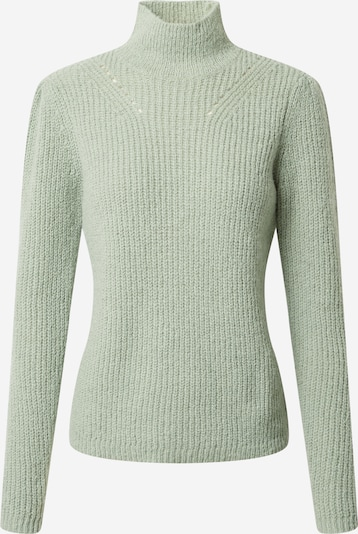 PIECES Pullover 'FILUCA' in mint, Produktansicht
