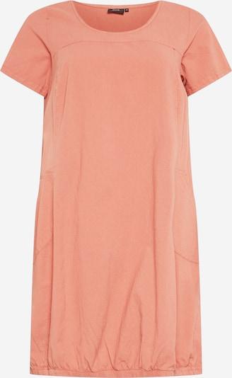 Zizzi Kleid 'JEASY' in lachs, Produktansicht