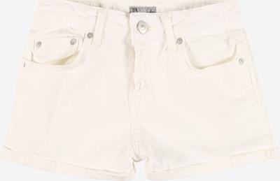 LTB Jean 'Judie G' en blanc denim, Vue avec produit