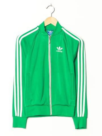 ADIDAS Jacket & Coat in XS in Green