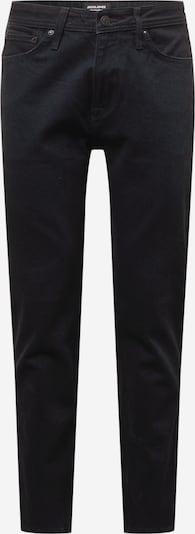 JACK & JONES Jeans 'CLARK' in black denim, Produktansicht
