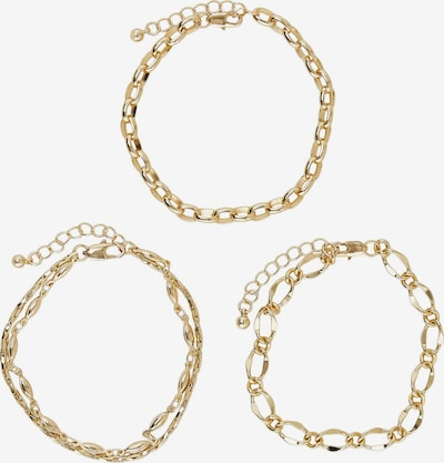 PIECES Bracelet 'Jynni' en or, Vue avec produit