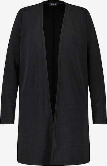 SAMOON Longjacke in schwarz, Produktansicht