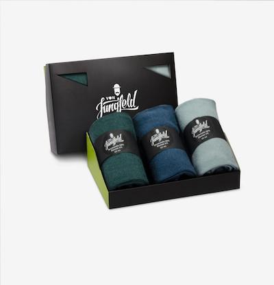 Von Jungfeld Sokken in de kleur Gemengde kleuren, Productweergave
