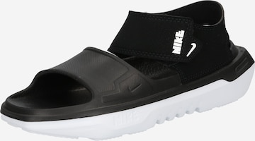 Nike Sportswear Sandaal 'PLAYSCAPE', värv must