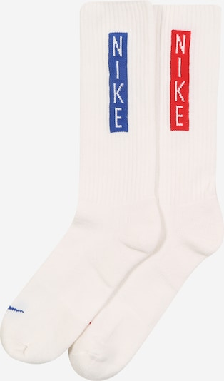 Nike Sportswear Sokid 'Heritage' sinine / punane / valge, Tootevaade