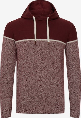 INDICODE JEANS Strickpullover 'LYNDE' in Rot