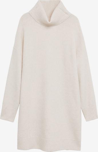 MANGO Úpletové šaty 'Taldora' - tělová, Produkt