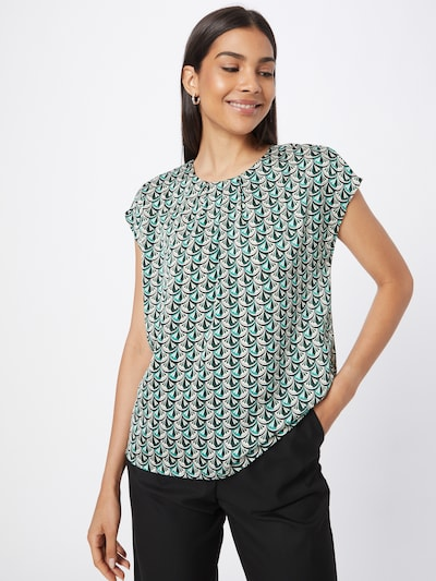 Kaffe Blouse 'Ann' in Mixed colors, View model