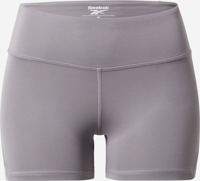 REEBOK Sports trousers in grey, Item view