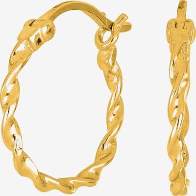 Nordahl Jewellery Ohrringe 'NICE52' in gold, Produktansicht