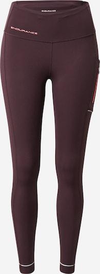 Sportinės kelnės 'Thadea' iš ENDURANCE , spalva - uogų spalva, Prekių apžvalga