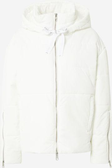 NU-IN Veste mi-saison en blanc, Vue avec produit