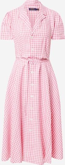 POLO RALPH LAUREN Vestido camisero en rosa claro / blanco, Vista del producto