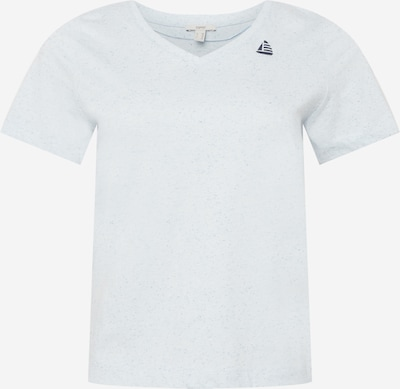 Esprit Curves Camiseta en azul claro, Vista del producto