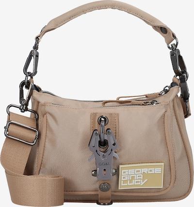 George Gina & Lucy Tasche in beige / braun, Produktansicht