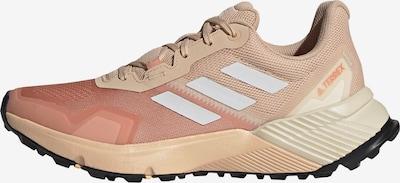 adidas Terrex Flats 'TERREX SOULSTRIDE' in Apricot / Pink / Pastel pink / White, Item view