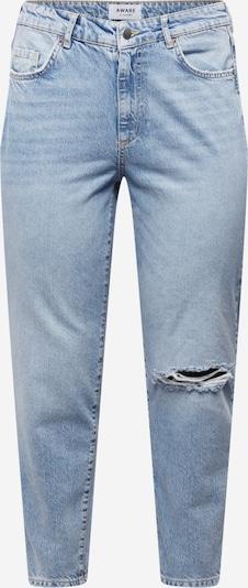 Vero Moda Curve Jean 'NADINE' en bleu clair, Vue avec produit