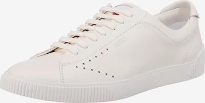 Sneaker low HUGO pe alb, Vizualizare produs
