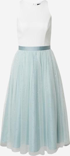 SWING Kleid in mint / weiß, Produktansicht