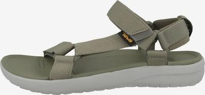TEVA Sandale 'Sanborn Universal' in dunkelgelb / oliv / schwarz, Produktansicht