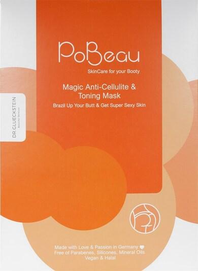 PoBeau Mask 'Magic' in braun, Produktansicht