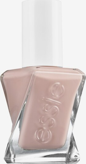essie Nail Polish 'Gel Couture' in Nude, Item view