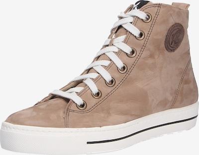 Paul Green Sneaker in hellbraun, Produktansicht