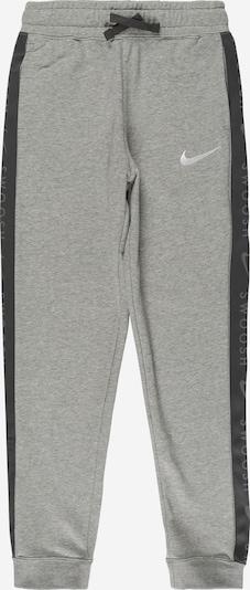 Nike Sportswear Hose in anthrazit / graumeliert / silber, Produktansicht