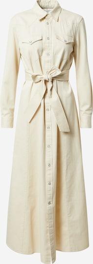 Polo Ralph Lauren Kleid in naturweiß, Produktansicht