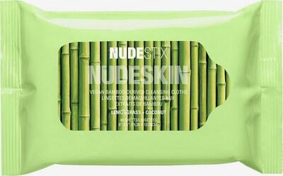 NUDESTIX Gesichtstücher 'Vegan Bamboo-Derived Cleansing' in weiß, Produktansicht