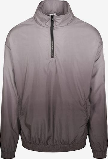 Urban Classics Jacke in grau / schlammfarben, Produktansicht