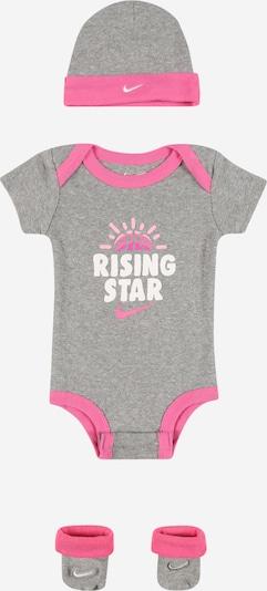 Nike Sportswear Set 'RISING STAR' in dunkelgrau, Produktansicht