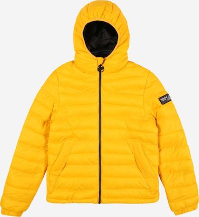 Petrol Industries Winterjacke in gelb, Produktansicht