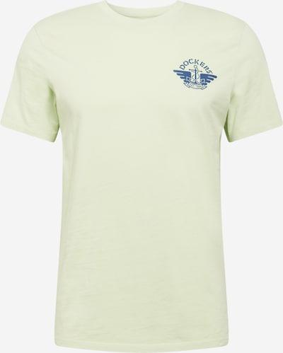 Dockers Koszulka w kolorze atramentowy / pastelowy zielonym, Podgląd produktu