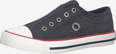 s.Oliver Slip on boty - námořnická modř / bílá, Produkt