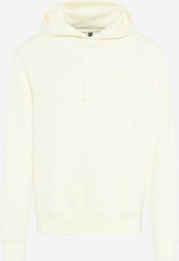 Nike Sportswear Sportisks džemperis 'Club' balts, Preces skats