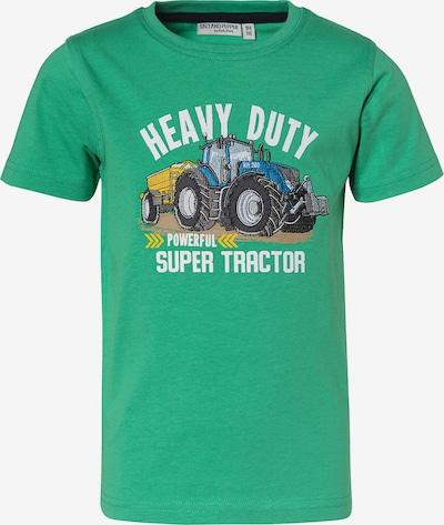 SALT AND PEPPER Shirt in grün, Produktansicht