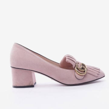 Gucci High Heels & Pumps in 39 in Pink